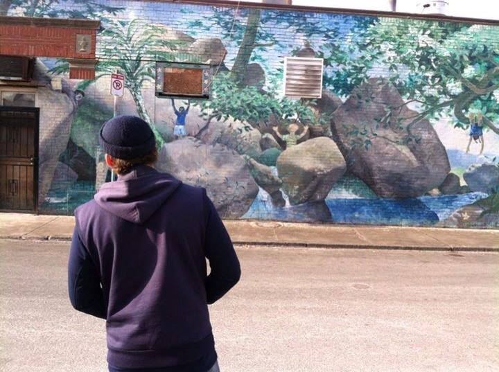 CLC Blog Alex Cook's Mural Project Revisited 11 years Later Pic