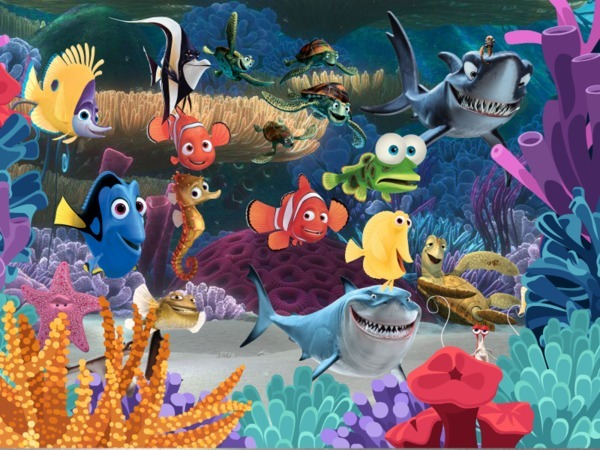 party under the sea