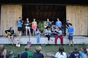 Session Three 2016 @ crystal lake camps