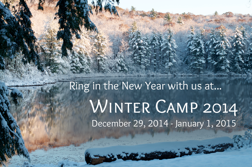 Get your spot for winter camp!!