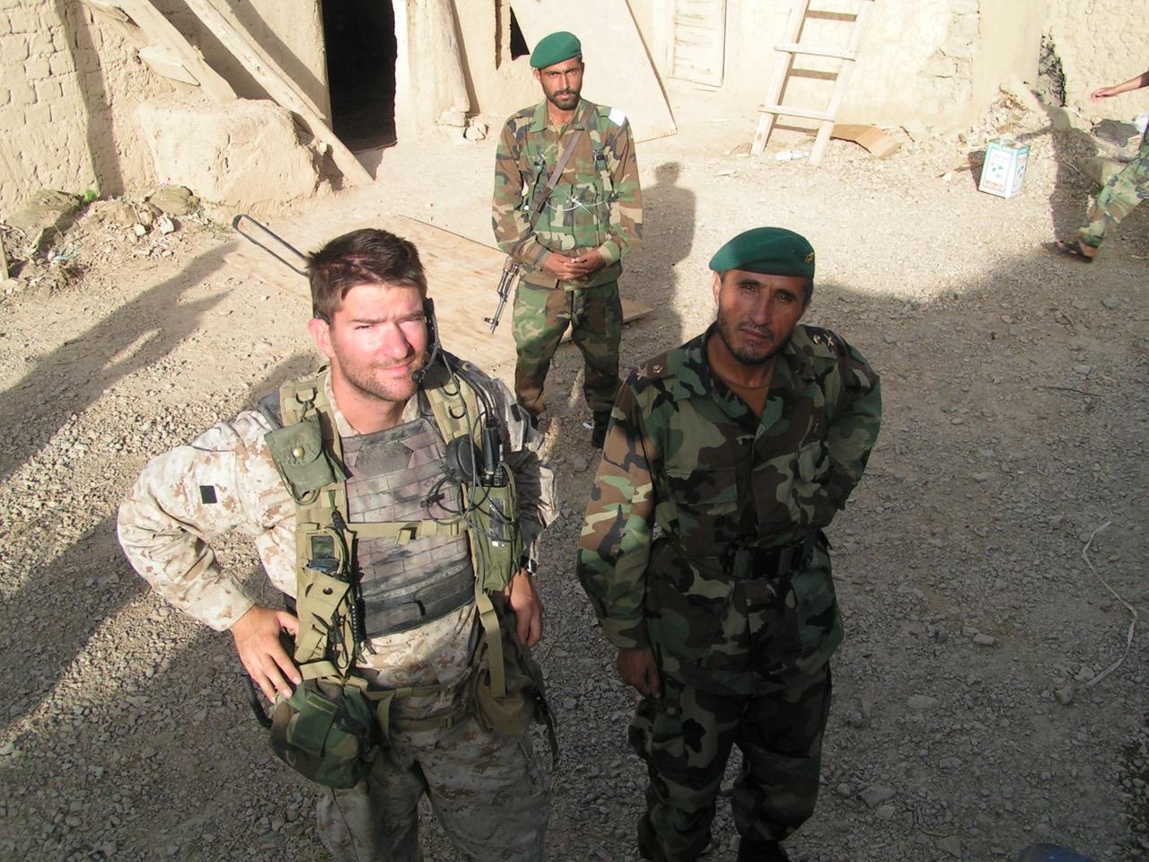 Brian in Afghanistan (2005)