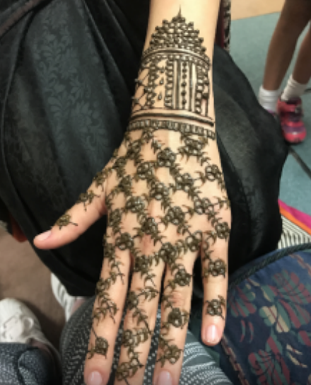 Designs Of Love In Henna Crystal Lake Camps